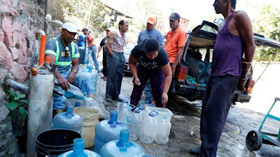 Consorven: 33% de las personas con discapacidad no tienen agua potable