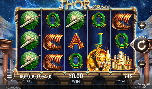 Main Gratis Slot Indonesia - Thor CQ9 Gaming