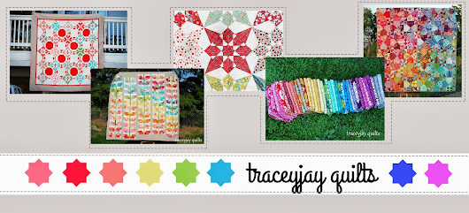 traceyjay quilts: Steiger turned five
