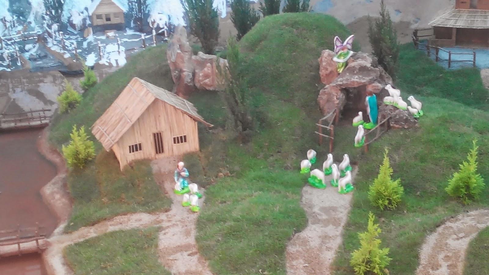Christmas Cribs In Kerala India