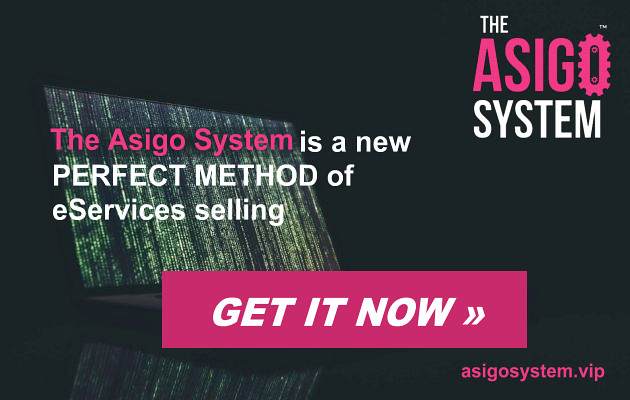 The Asigo System for eServices