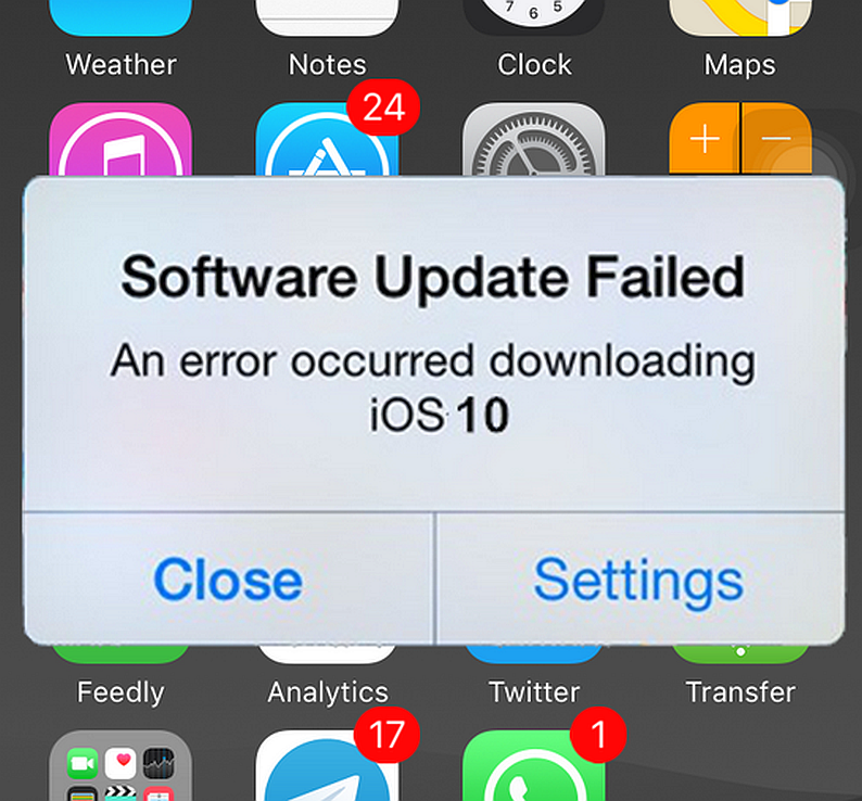 IOS 10 problems Here s how to fix the most common issues