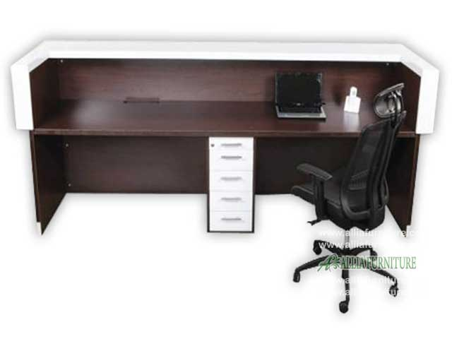 meja ruang tunggu minimalis model ocean
