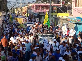 Manuel Jiménez recomienda a sus seguidores decirles al PLD y al gobierno que las elecciones no están en venta