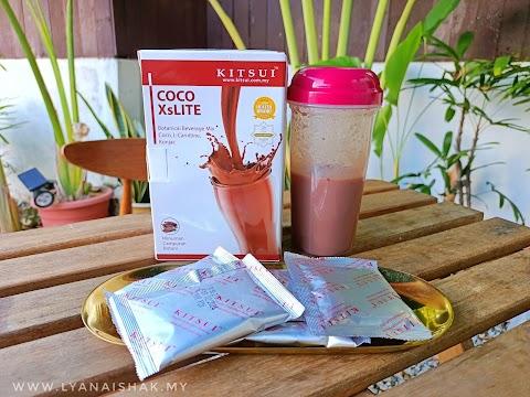 KITSUI CocoXslite Cara Mudah untuk Mendapatkan Berat Badan yang Ideal