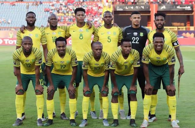 تشكيل منتخب جنوب افريقيا امم افريقيا 2019 عبر سوفت سلاش