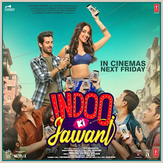Indoo Ki Jawani First Look Poster 2