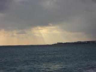 il mare d'inverno,fotografia
