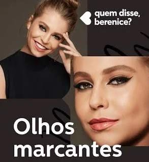 Cadastrar Promoção Maquiagem Para Olhos Grátis Quem Disse Berenice 2019