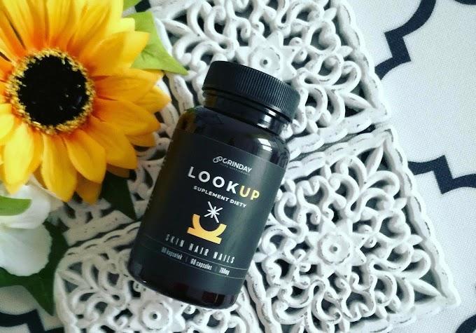 GRINDAY | Look Up Formuła Włosy Skóra Paznokcie | suplement diety