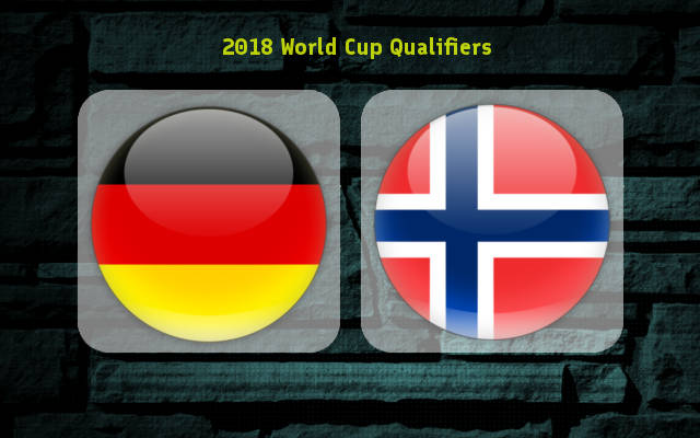 Germany vs Norway 04 September 2017