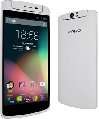 Oppo N1 Complete Specs and Features