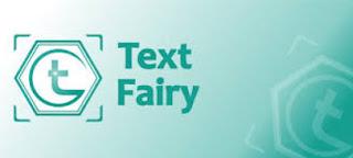 aplikasi scan Text Fairy (OCR Text Scanner)