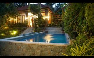 Dijual villa joglo omnia beach club Bali