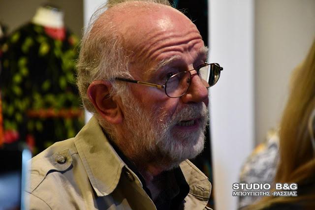 Ψήφισμα του Πελοποννησιακού Λαογραφικού Ιδρύματος για την απώλεια του Γιάννη Τσεκλένη
