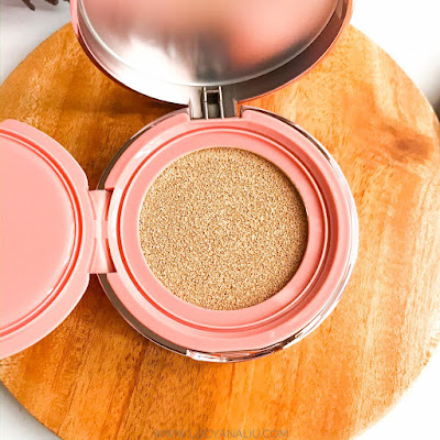 Review Lakmé 9to5 Reinvent Primer + Matte Cushion Foundation