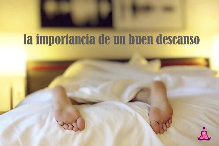 importancia del sueño, beneficio de dormir bien
