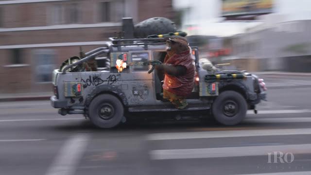 Apashe - Uebok (Gotta Run) Music Video. Image Iro Pictures