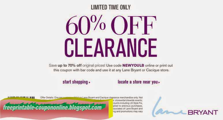 In store lane bryant coupons printable