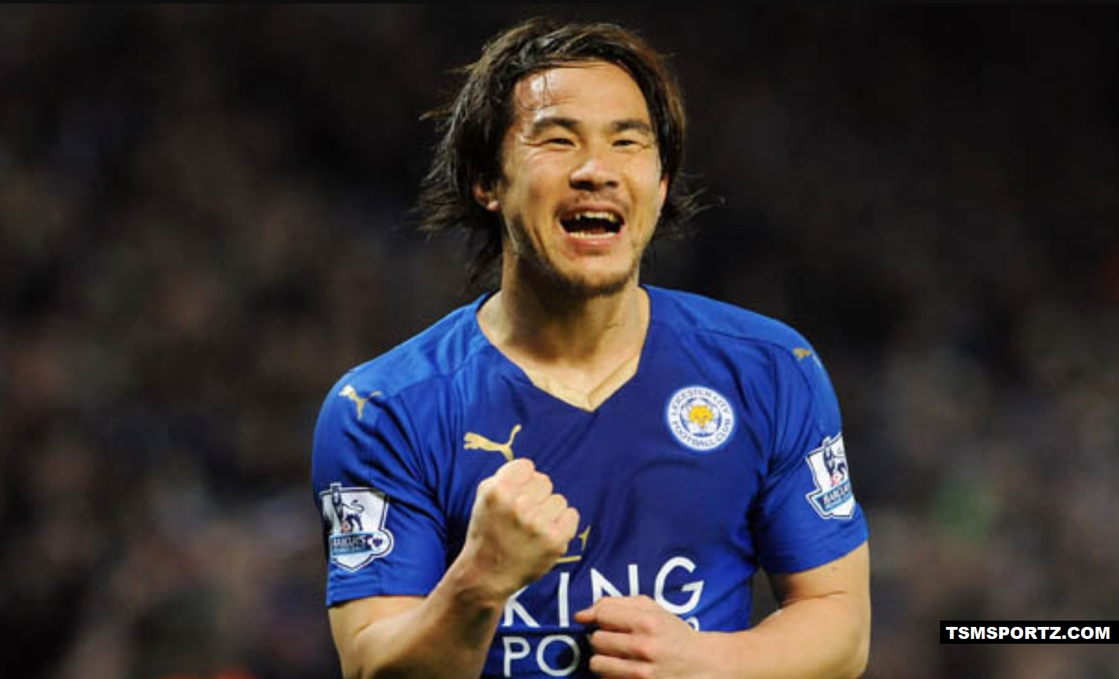 best paid asian footballer from Leicester City