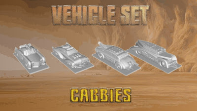 The Vehicle Sets (STL Files) picture 3
