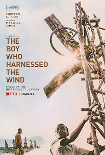 The Boy Who Harnessed The Wind - Poster & Trailer