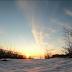 No extremo norte russo, sol eleva temperatura de -50 graus para zero