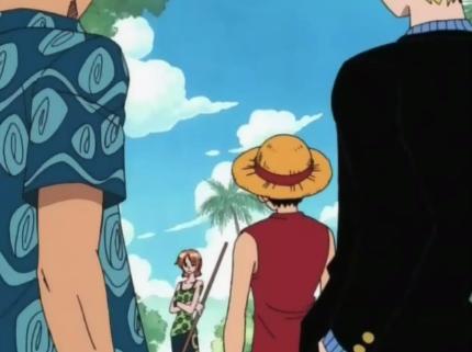 One Piece Episódio 34