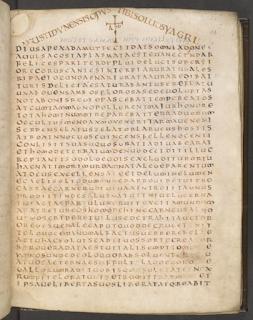 image of a manuscript page