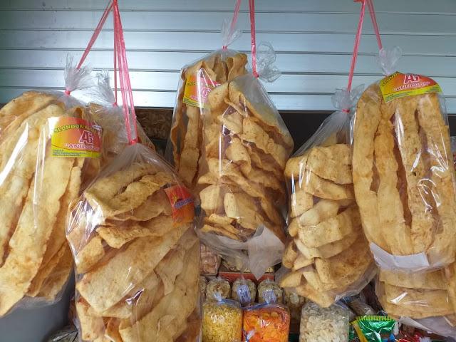 Kuliner Makanan Khas Magelang - Slondok Magelang