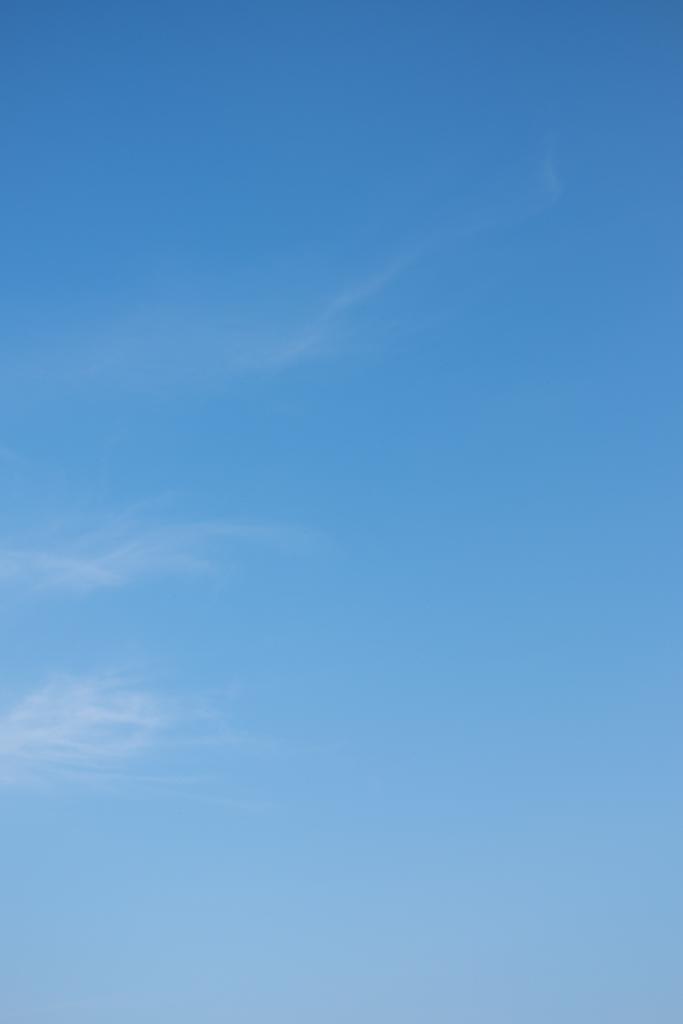 fim.works, ein Lifestyle Blog | knallblauer Himmel, strahlend blauer Himmel, blauer Himmel, wolkenloser Himmel