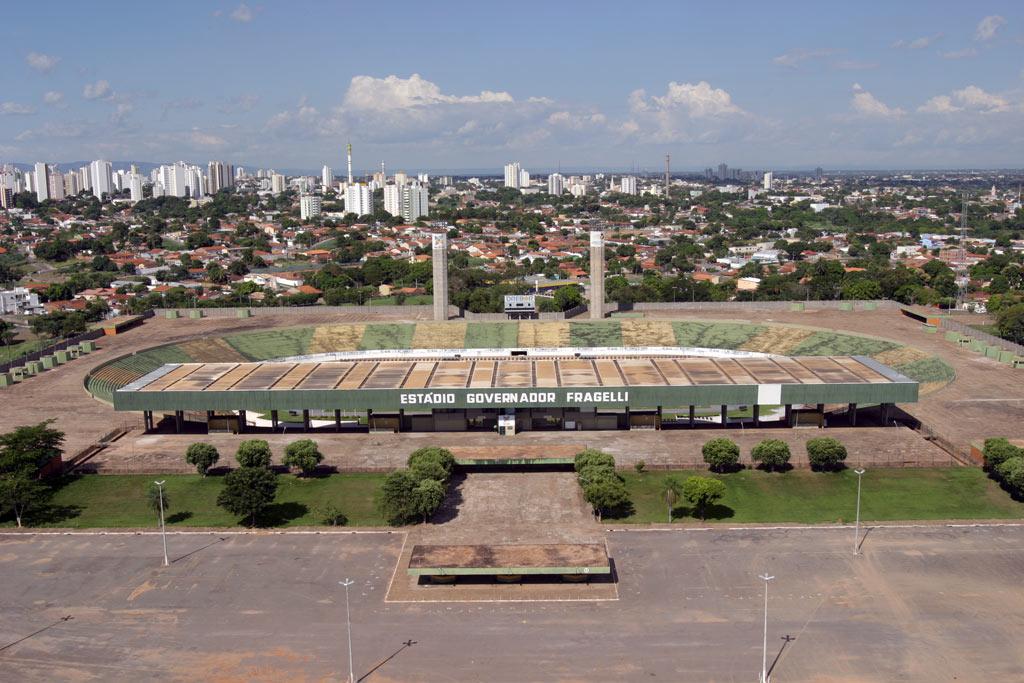 Estádio Governador José Fragelli Verdao