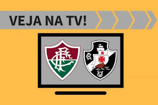 Saiba onde assistir Fluminense x Vasco pelo Campeonato Brasileiro