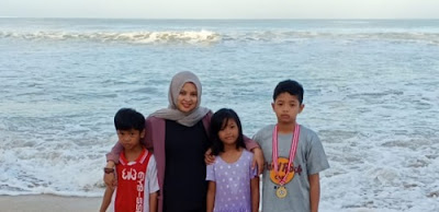 Oleh oleh dari Bali pantai kuta