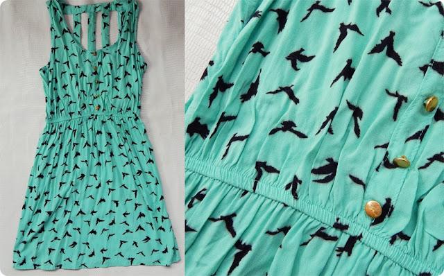 vestido andorinhas, vestido china, modelo de vestido fofo, jell mariane,
