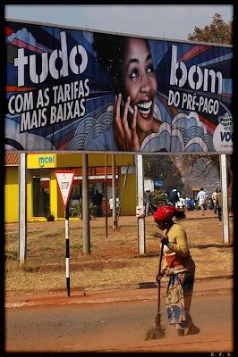 DE VIAJEROS POR LICHINGA, MOZAMBIQUE 12