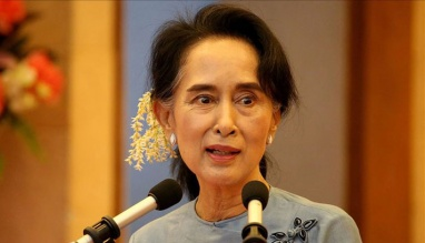 Aung San Suu Kyi will be brought to court in the capital, Nay Pyi Taw, on Monday
