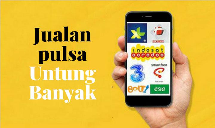 Bisnis Jual Pulsa Online Termurah Bersama Istana Reload ...