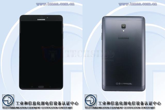 Samsung Galaxy Ta A (2017) muncul disitus sertifikasi Tenaa