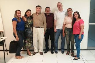 Diretoria da ONG Ceacri participa de encontro com diretor nacional do ChildFund Brasil