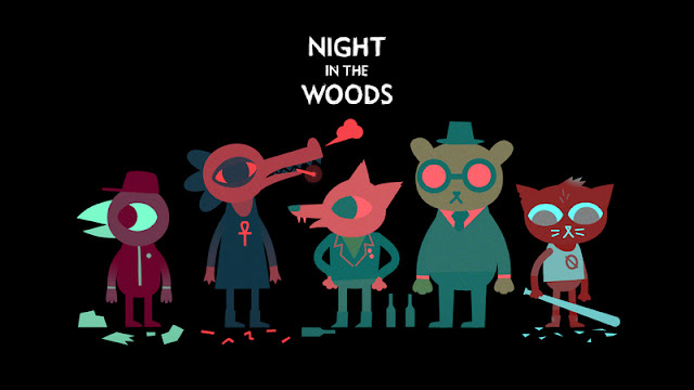Night in the Woods-CODEX