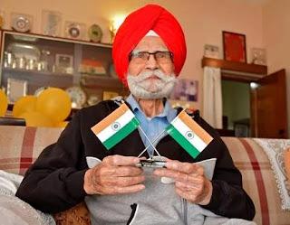 Balbir Singh Senior,hockey news,Olympics,Indian Olympic gold medalist, studynews, ssc, bank, upsc,