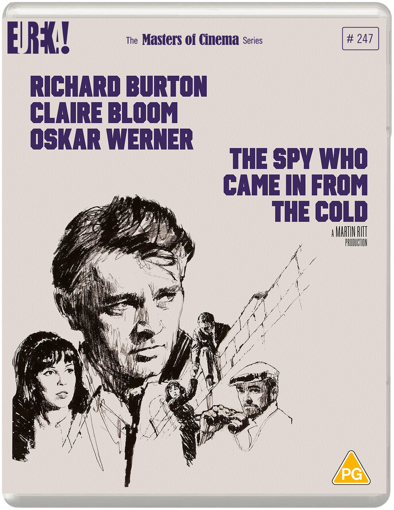 The Spy Who Came In from the Cold bluray
