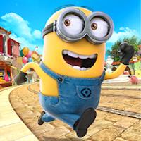 Ücretsiz Android - iOS Oyunları: Minion Rush: Çılgın Hırsız Resmi Oyunu