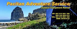 Pacitan Adventure Service Penyewaan Peralatan Camping