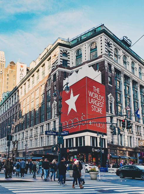 Macys Herald Square New York Christmas