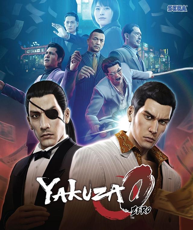 YAKUZA 0 TORRENT (PC)