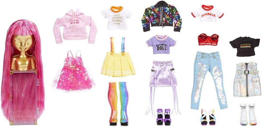 Одежда для куклы Рейнбоу Хай