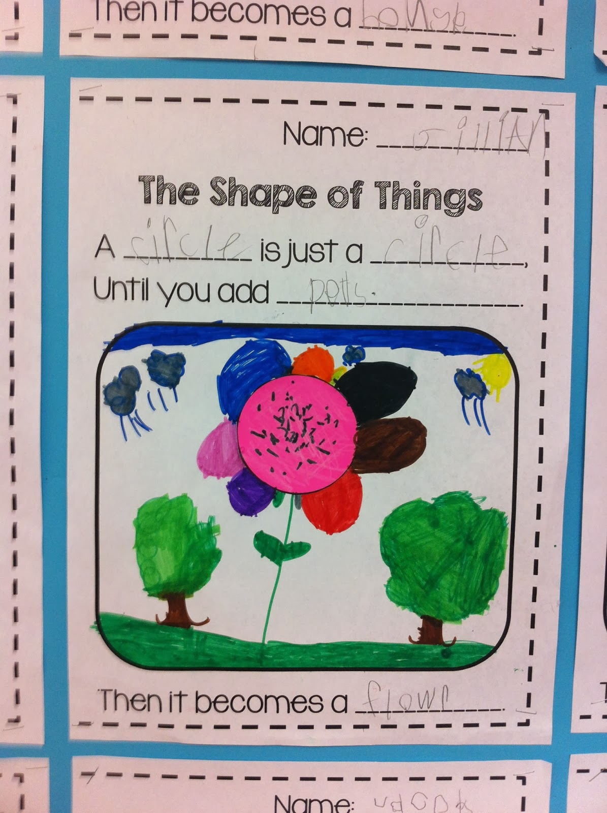 First Grade Garden Five For Friday Thank Goodness And Freebies