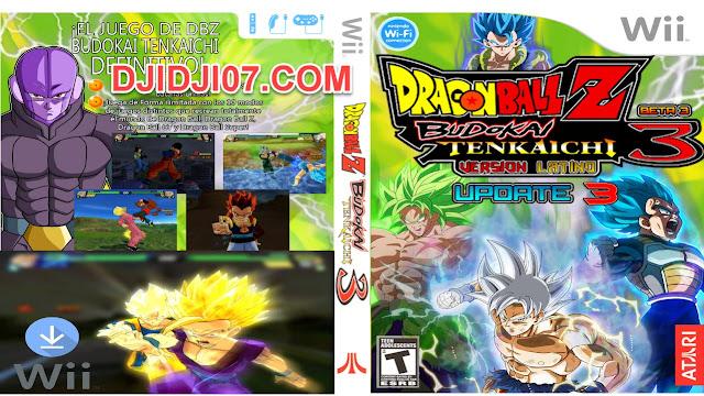 تحميل لعبة Dragon Ball Z Budokai Tenkaichi 3 Wii للاندرويد والكمبيوتر